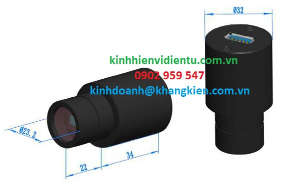 Camera cho kính hiển vi S3CMOS Series-khangkien.com.vn.jpg