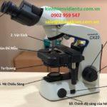cấu tạo kính hiển vi - khangkien.com.vn