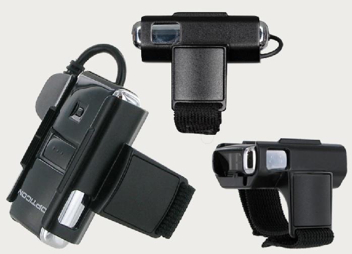 Máy kiểm kho Bluetooth Wifi OPTICON RS-2006