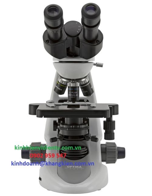 Kính hiển vi sinh học 2 mắt Optika B-292-khangkien.com.vn