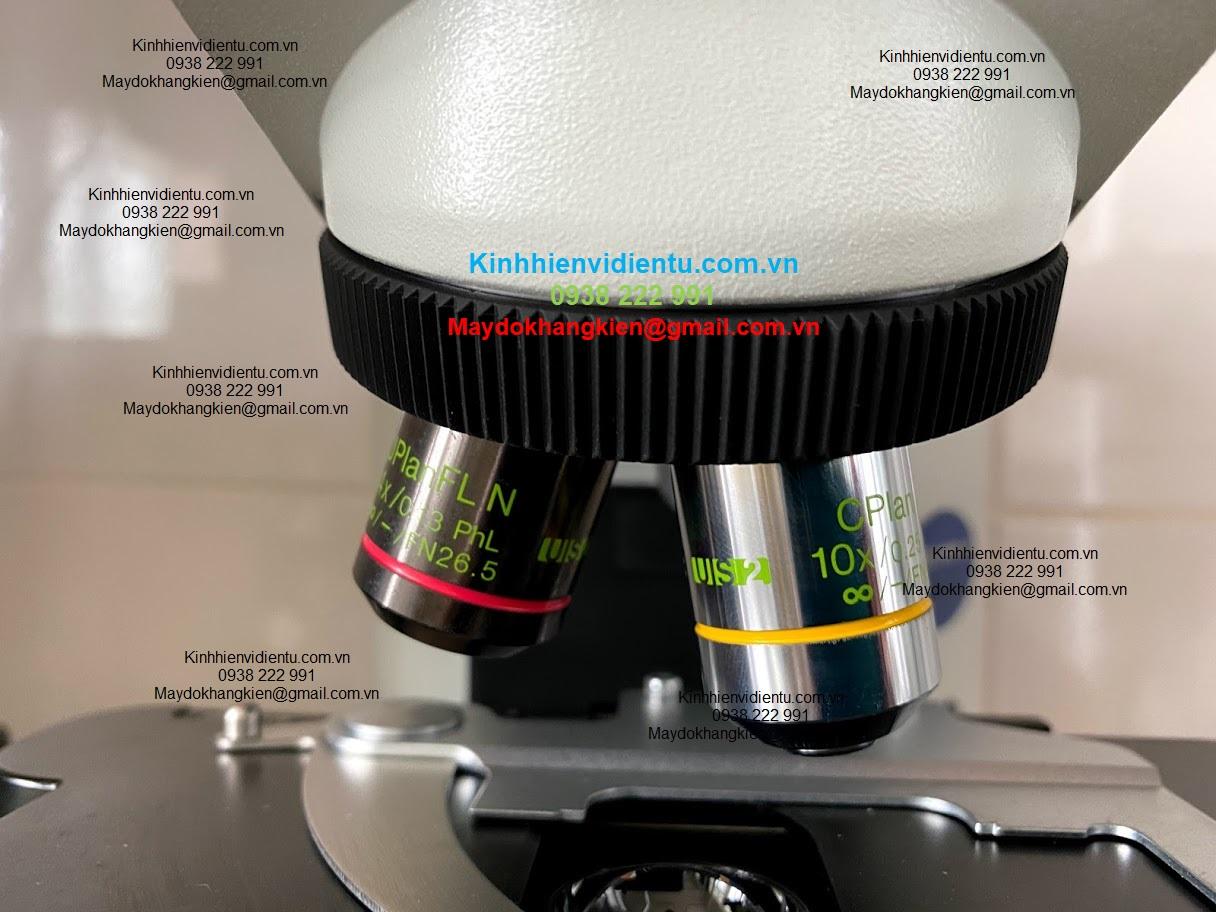 Sửa chữa và thay thế kính hiển vi CX23