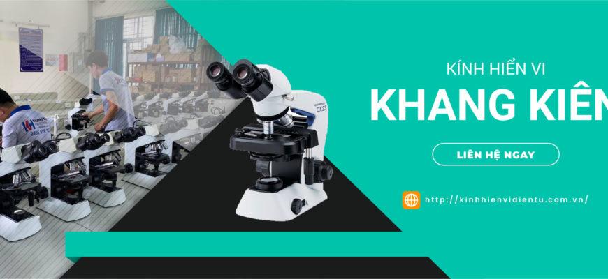 Nhà phân phối kính hiển vi